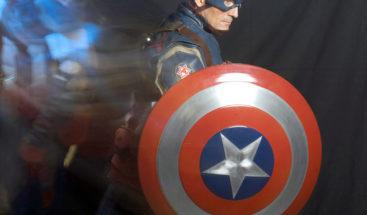 VIDEO: Un noticiero mexicano presentó como noticia un fragmento de la película Capitán América