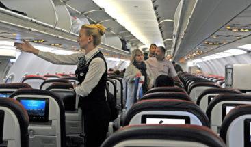 Azafata da a conocer las reglas secretas de conducta a bordo
