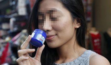 Los peligros de oler o poner mentol en la nariz