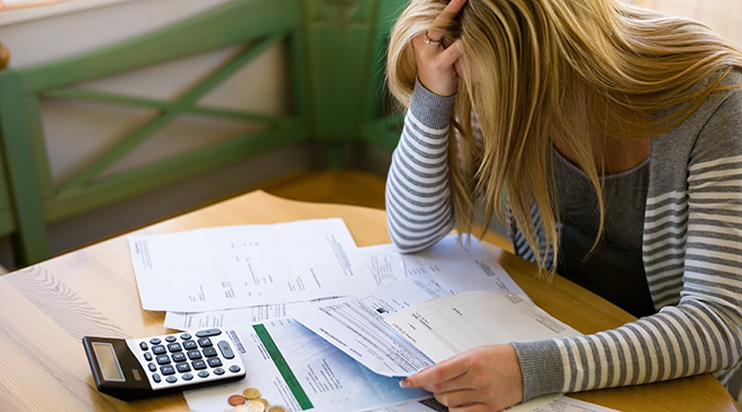 9 formas de hacerle frente a las deudas